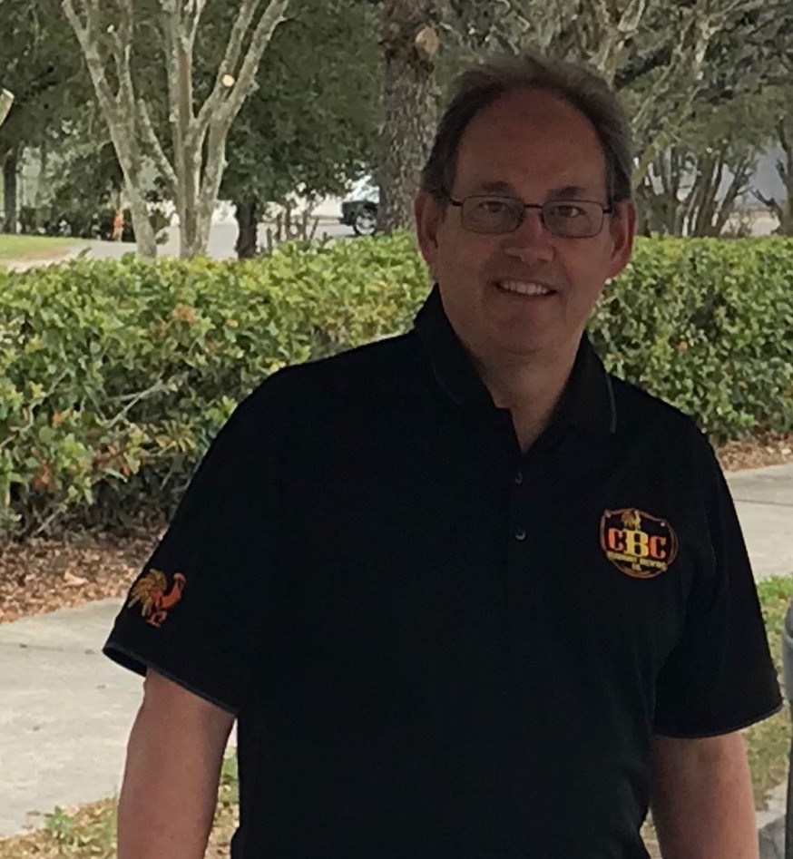 David Earl, Managing Partner of Clermont Brewing Company
