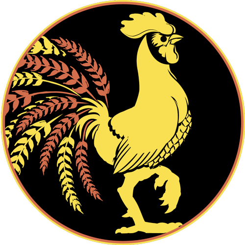 Rooster Only Logo for Clermont Brewing Company